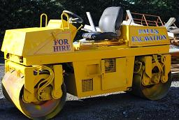 Paul's Excavation Services - Equipment Hire